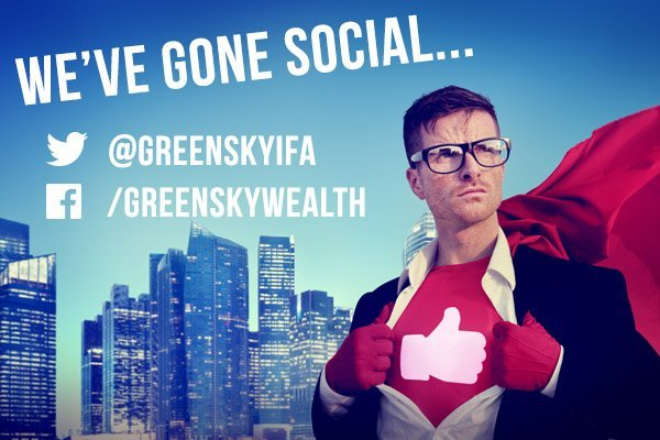 GreenSky Wealth on social media