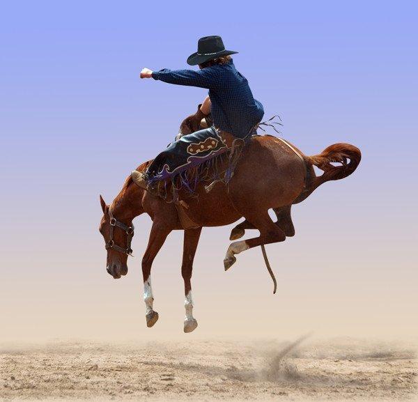 Cowboy - need life insurance?