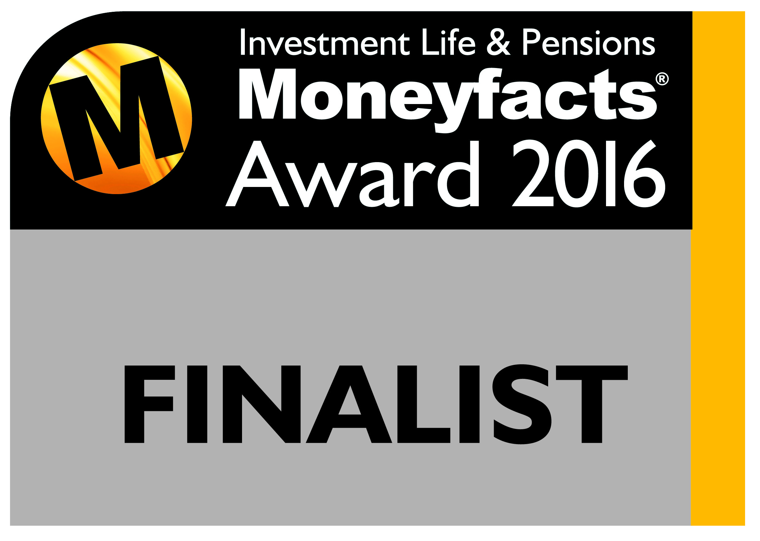 MoneyFacts Awards 2016